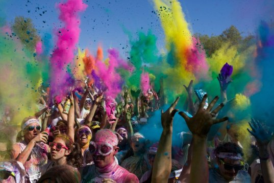 Colour run v2